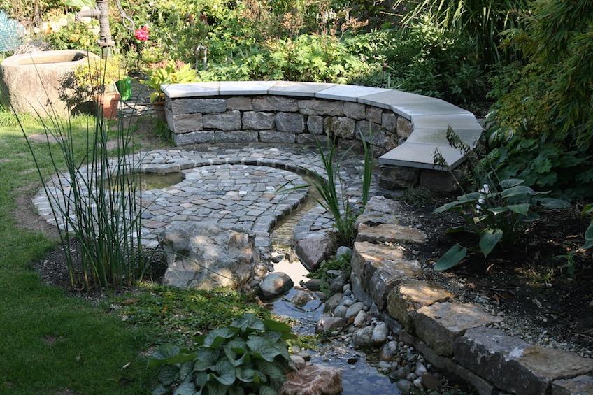 Laubwerk gartengestaltung galerie freising m nchen - Gartengestaltung mit sandstein ...